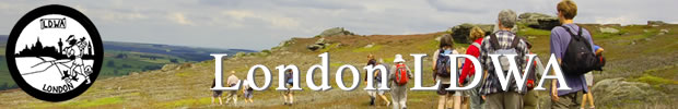 Heaven and earth and Up The Arsenal - this week's walking with London LDWA