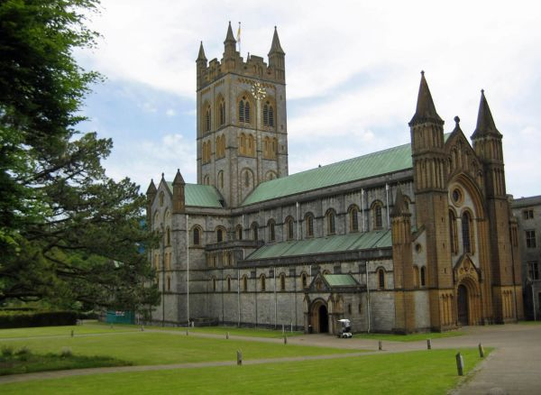 Buckfast Abbey, near Buckfastleigh
