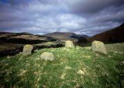 Cateran Trail: Diarmid's Tomb near the Spittal of Glenshee