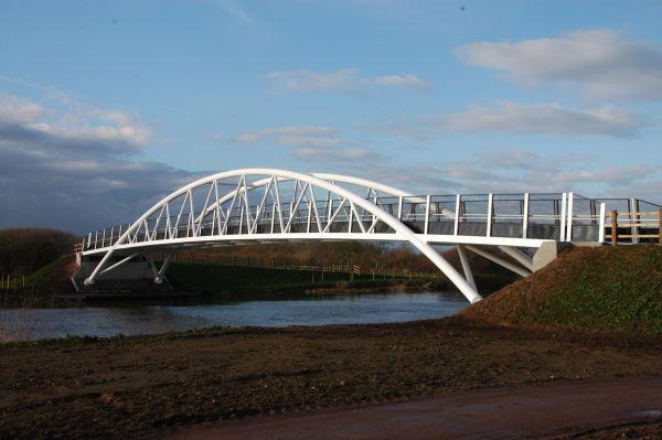 Longhorse Bridge, Shardlow, Photo Glenn Mansfield, Geograph