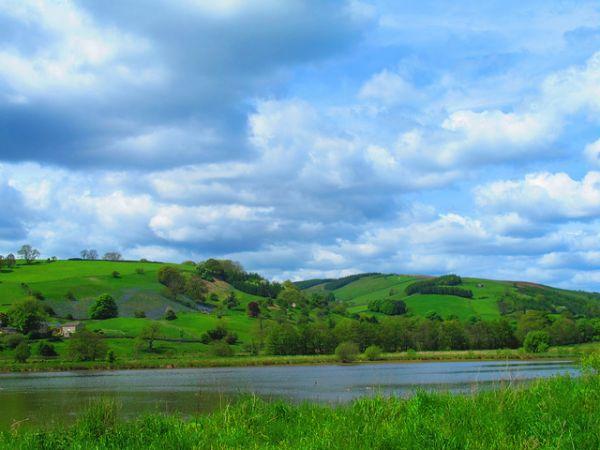 Gouthwaite Reservoir © A J Yakstrangler
