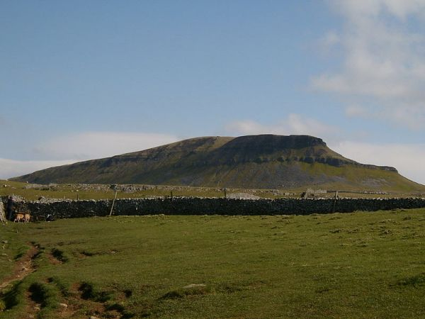 Pen-y- Ghent from Horton in Ribblesdale (Wikipedia)