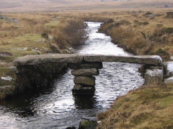 Clapper Bridge near Sorhill