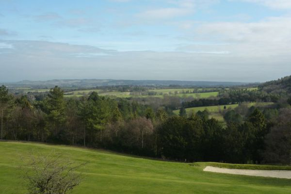 Aston Hill view - Outer Aylesbury Ring