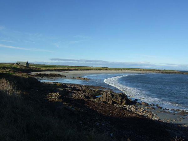 The Bay of the Blue Stone, Fife