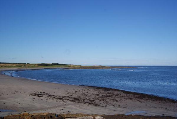 White Sands Bay, John Muir Link