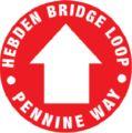 Pennine Way - Hebden Bridge Loop