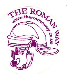 Roman Way Waymarker
