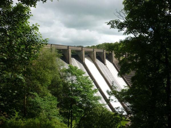 Thruscross Reservoir June 2012