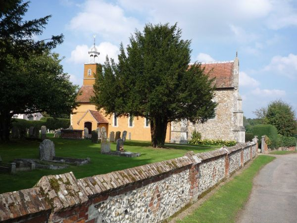 Tilty Church