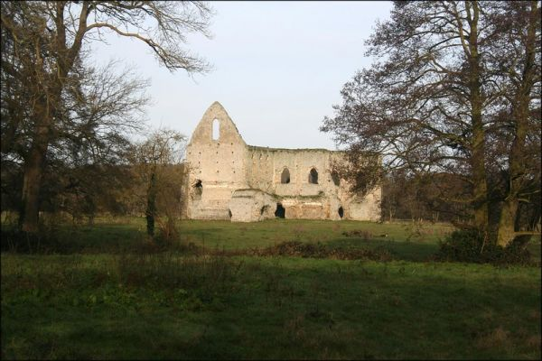 Newark Priory © Jon Combe