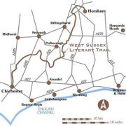 West Sussex Literary Trail