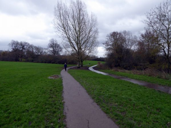 Dollis Valley Greenwalk