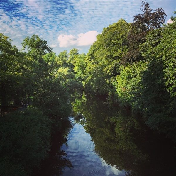 Lagan Towpath (Ulster Way) © WalkNI