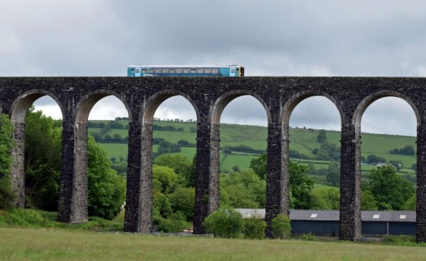 Cynghordy Viaduct - Stephen Miles