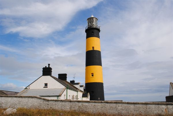St John's Point Lighthouse (Ulster Way) © WalkNI Section