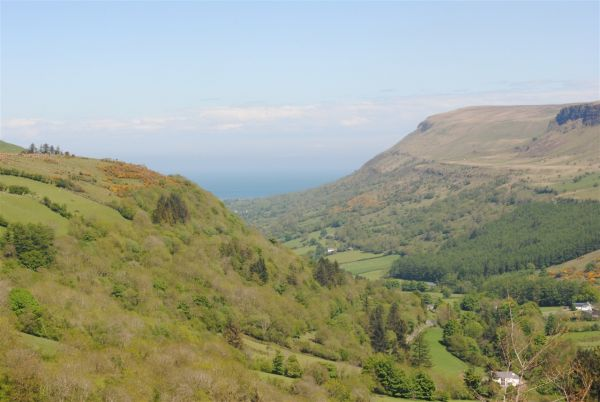Moyle Way (Ulster Way) © WalkNI