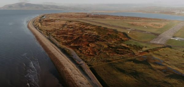 England Coast Path - Walney Island