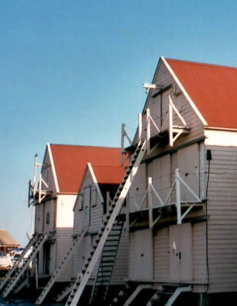 Sail Lofts, Tollesbury - Derek Keeble
