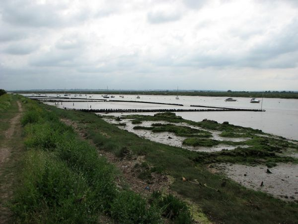 Old Oyster Pits, West Mersea - Jon Combe