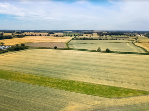 The Scene of the Battle of Bosworth