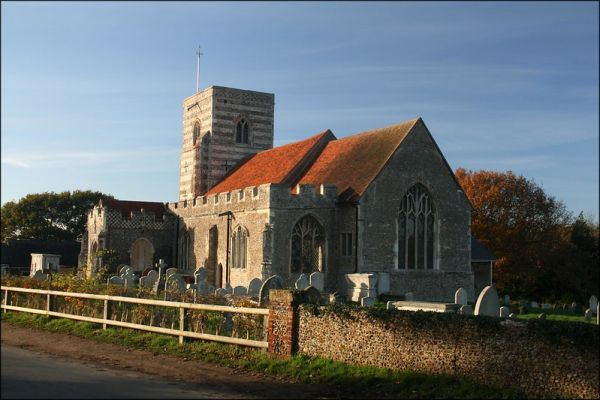 Fingringhoe Church - Jon Combe
