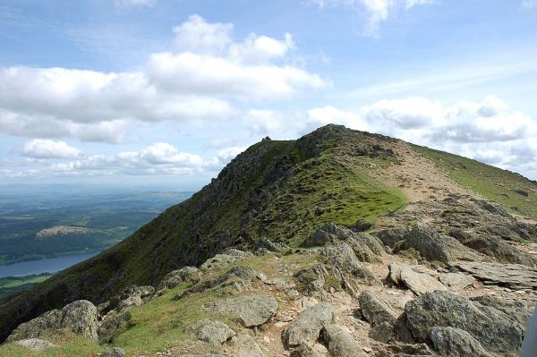 The Old Man of Coniston (Wikipedia)