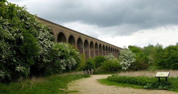 Chappel Viaduct - John Parish