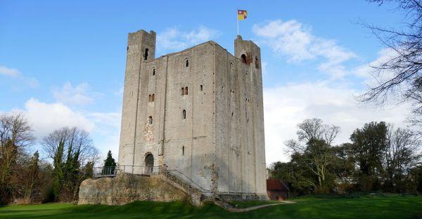 Castle Hedingham - John Parish