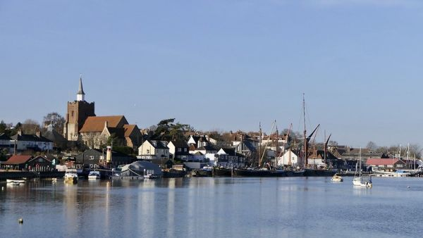 The Hythe, Maldon - John Parish