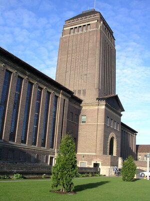 Cambridge University Library - Graham & Hilda Heap