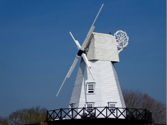 Rye Windmill © Phil Beard