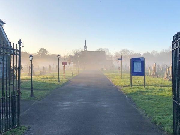 Surbiton Cemetery (Nick Goodwin)