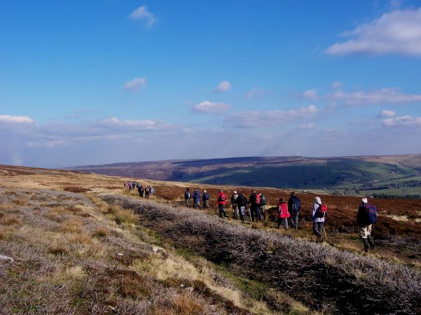 The Black Way, East Allendale