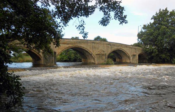 Harewood Road Bridge