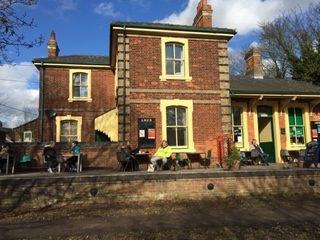 Rayne Station © Friends of the Flitch Way