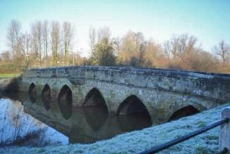 Sturminster Newton Bridge