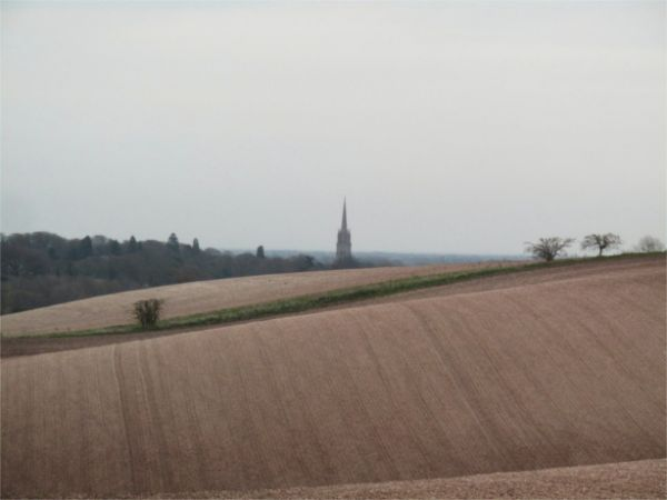 Louth Church © Lincoln Ramblers