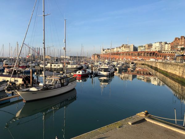 Ramsgate harbour (Nick Goodwin)
