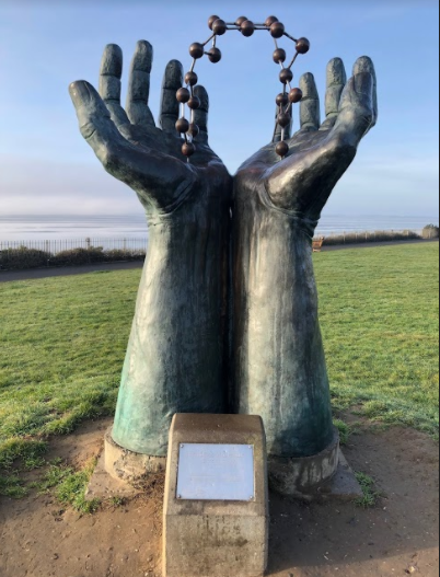 Hands and Molecules, Ramsgate (Nick Goodwin)