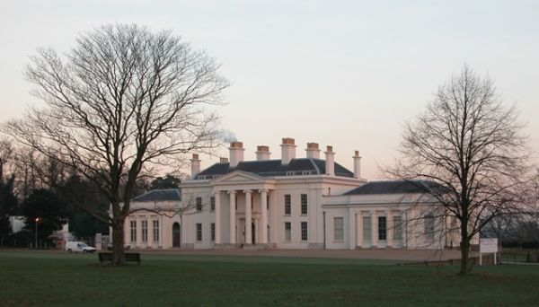 Hylands House (Wikipedia)