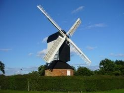 Mountnessing Post Mill