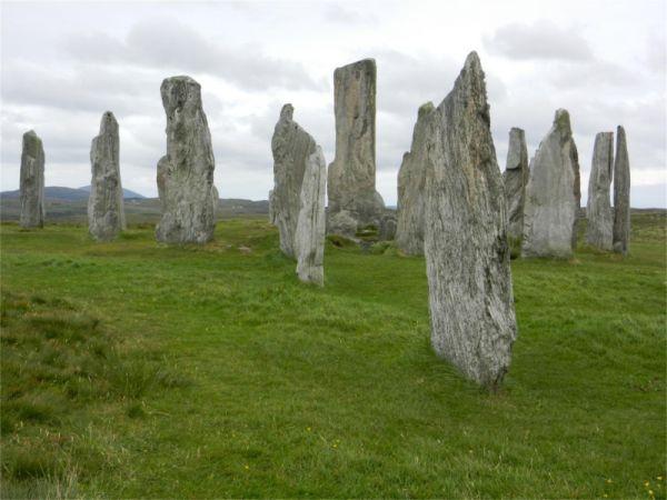 Callanish Standing Stones © John Gillatt