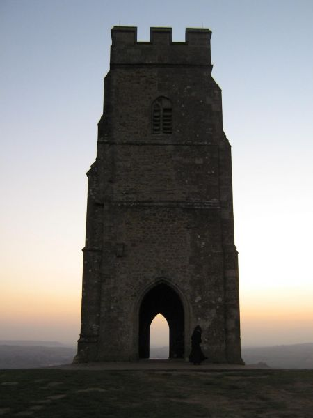 St Michael's Tower - Glastonbury Tor