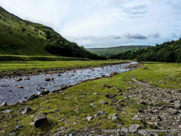 River Swale from Muker