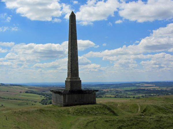Lansdowne Monument at Cherhill