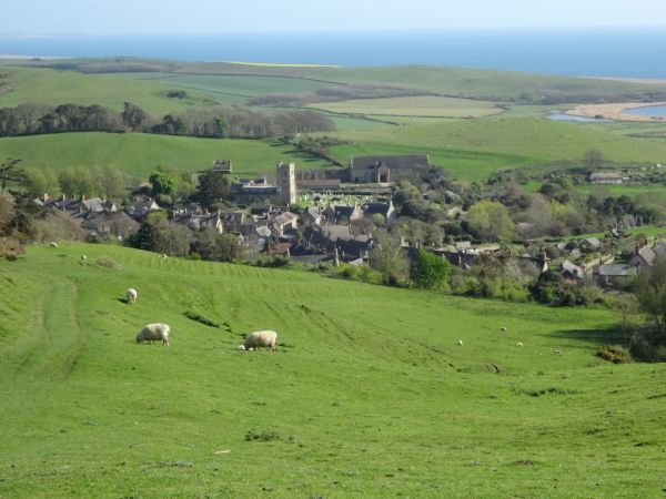 Abbotsbury and the Jurassic coast