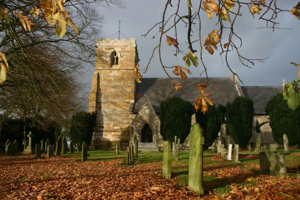 St Giles Church, Langton-by-Wragby