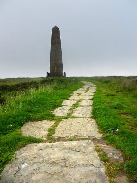 Captain Cook Memorial Easby Moor