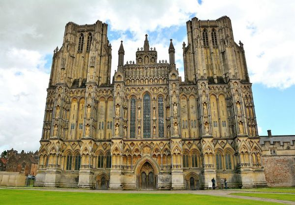 Wells Cathedral © Ben Abel